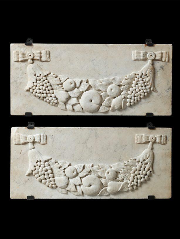 Plaques marbre
