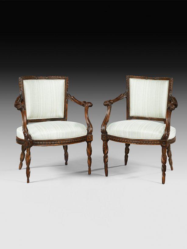 fauteuils italiens